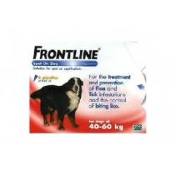 Frontline Extra Large Dog