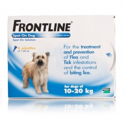 Frontline Spot-On Medium Dog