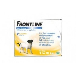 Frontline Spot-On Small Dog