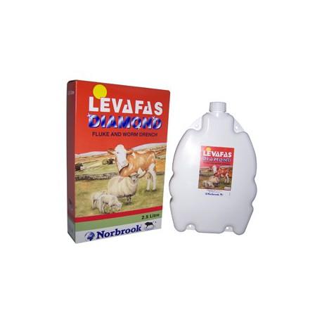 Levafas Diamond Fluke and Worm