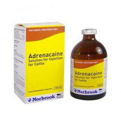 Adrenacaine Inj