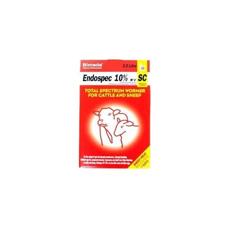 Endospec 10% SC Cattle & Sheep