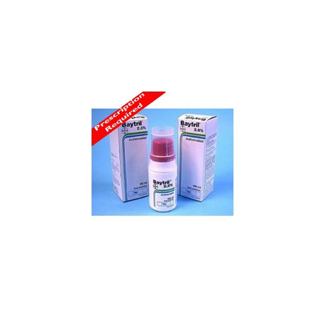 Baytril 2.5 (oral calf/exotics) 100ml