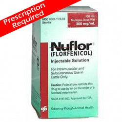 Nuflor Injectable Solution