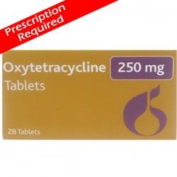 Oxytetracycline Tabs. 250mg 1x28