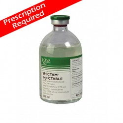 Spectam Injection 100ml