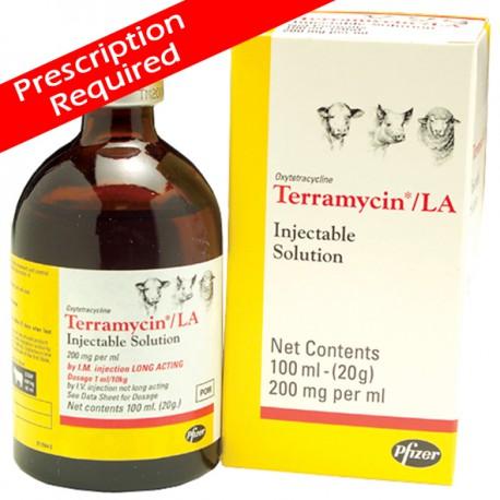 Terramycin LA 100ml