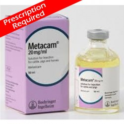Metacam Cattle Inj. 20mg/ml