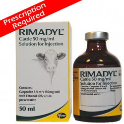 Rimadyl Cattle 50ml