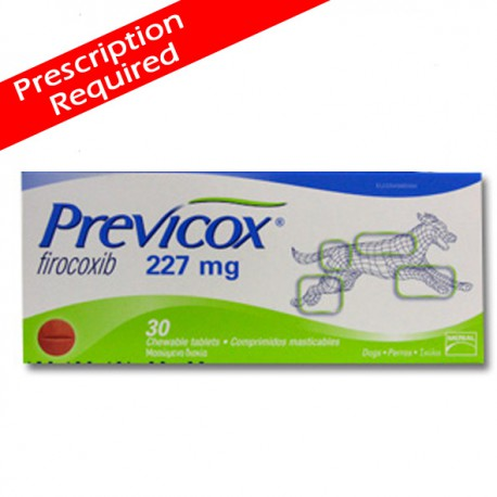 Previcox 227mg Tablets