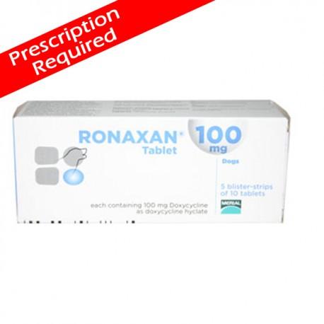 Ronaxan 100mg Tabs 1x50