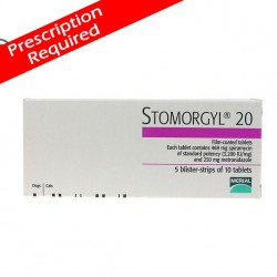 Stomorgyl 20 Tablets