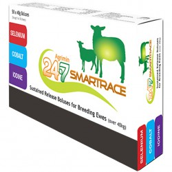 Agrimin 24-7 Smartrace Ewe 50x48G ( without copper )
