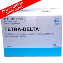 Tetra-Delta Milking Cow 1x24