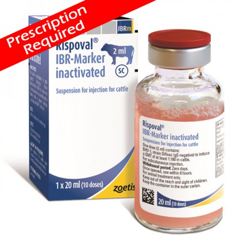 Rispoval IBR Marker Inactivated