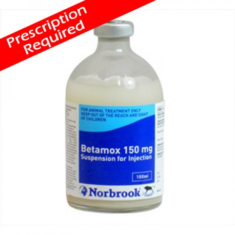 Betamox 150mg/ml - 100ml