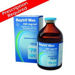 Baytril Max 10% 100ml