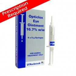 Opticlox Eye Ointment 5gm 1x4