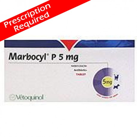Marbocyl Tablets 5mg
