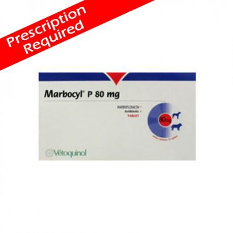 Marbocyl Tablets 80mg