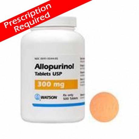 Allopurinol Tabs 300mg