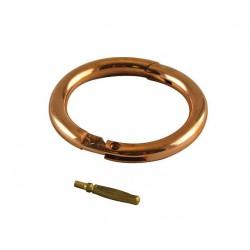 "Agrihealth Bullring Copper 2.75"""