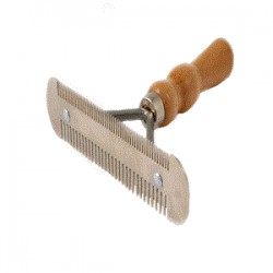 Agrihealth Curry Comb - Double sided
