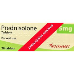 Prednisolone Tablets  5mg